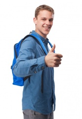 man-in-blue-shirt-smiling-and-with-a-backpack_1187-2295